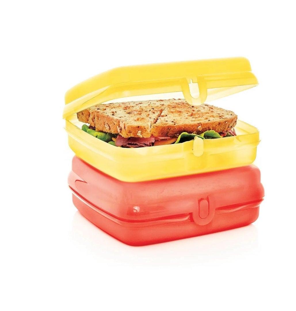 Tupperware Eco Sandwich Keepers