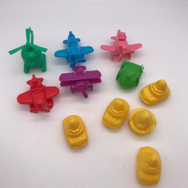 Vintage 1980s McDonald's Happy Meal Toys