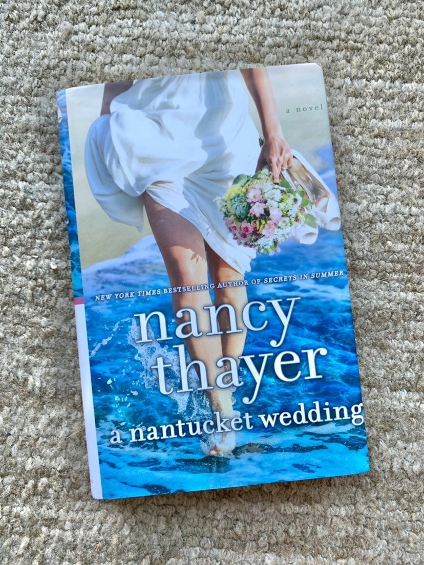 A Nantucket Wedding Book