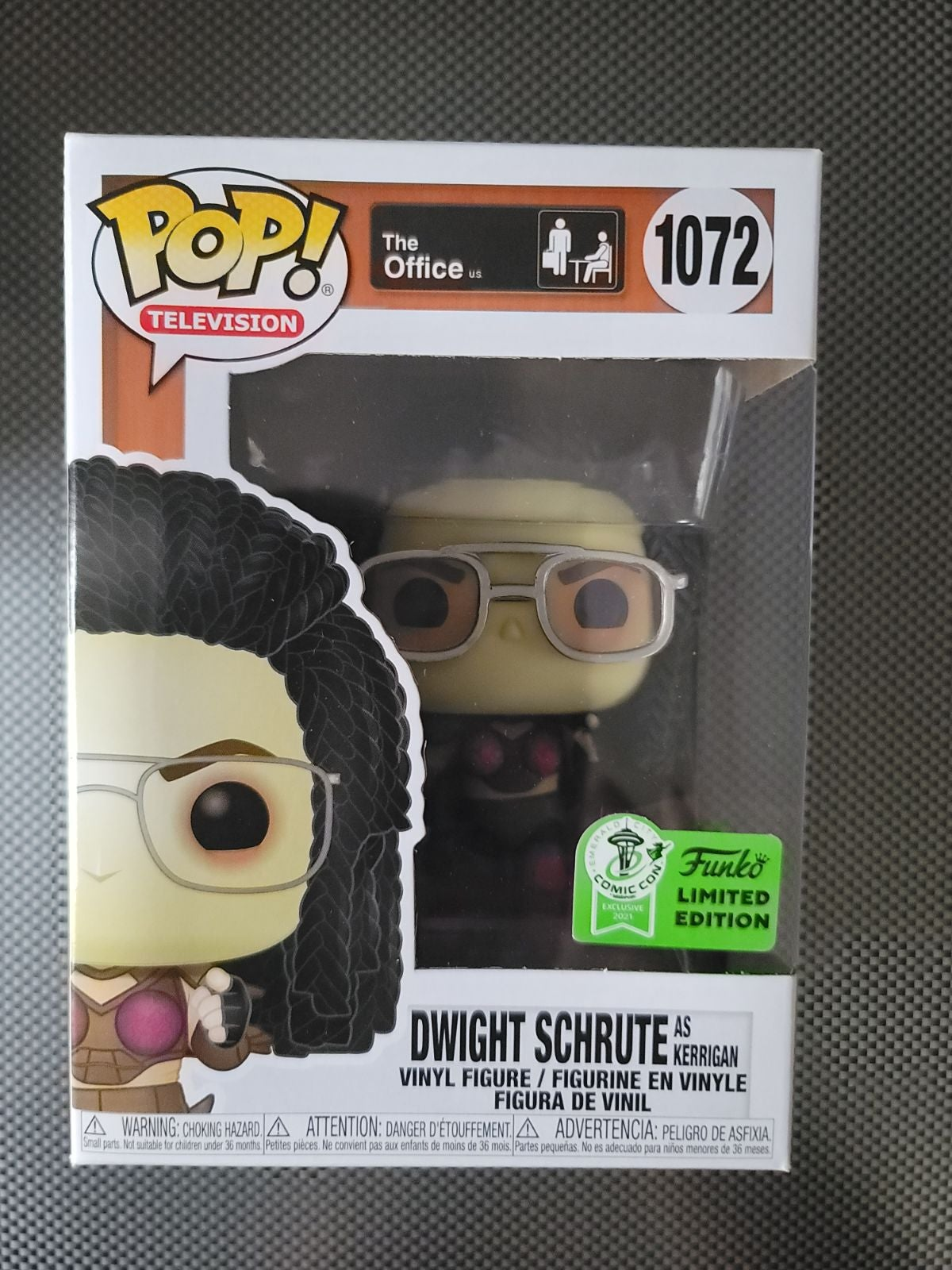 Funko Pop Dwight as Kerrigan
