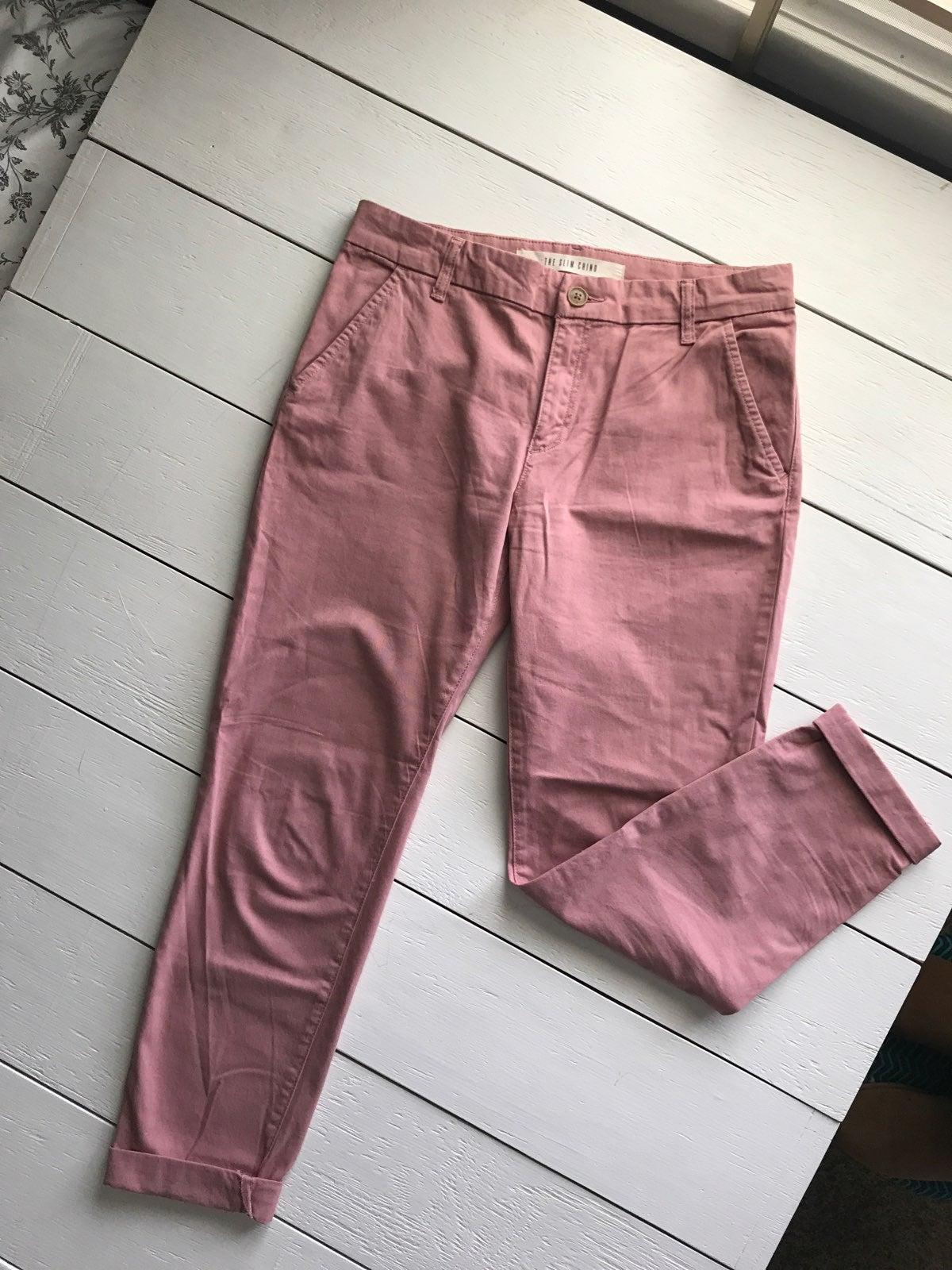 Women's Slim Chino Pants