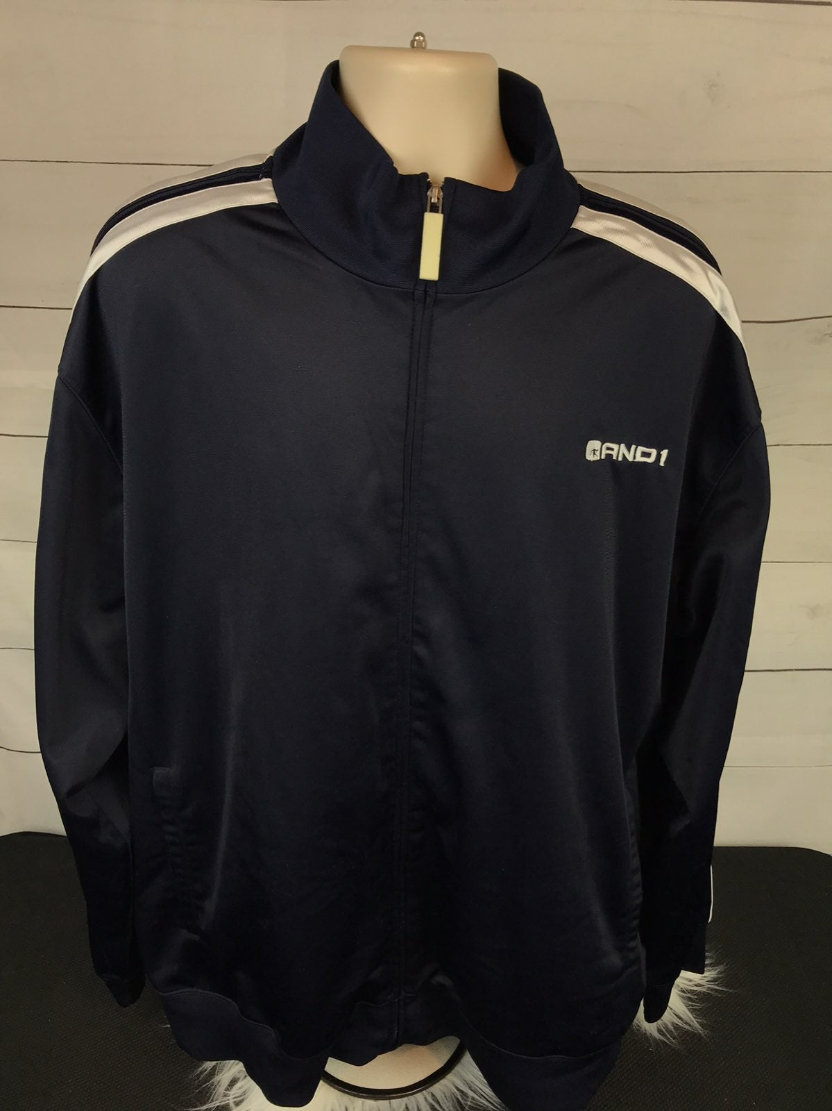 and1 Track Jacket
