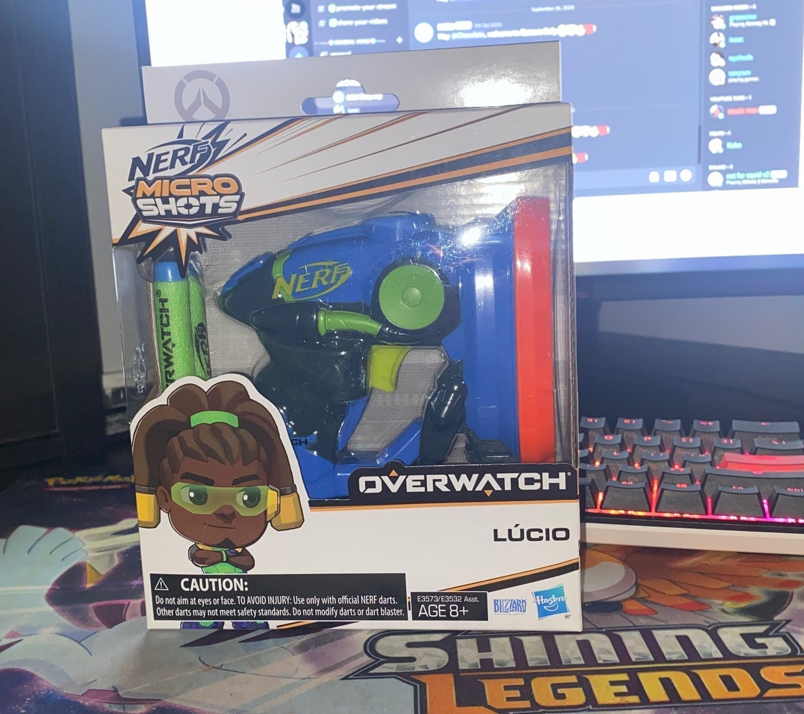 Lucio Overwatch Nerf Micro Shots