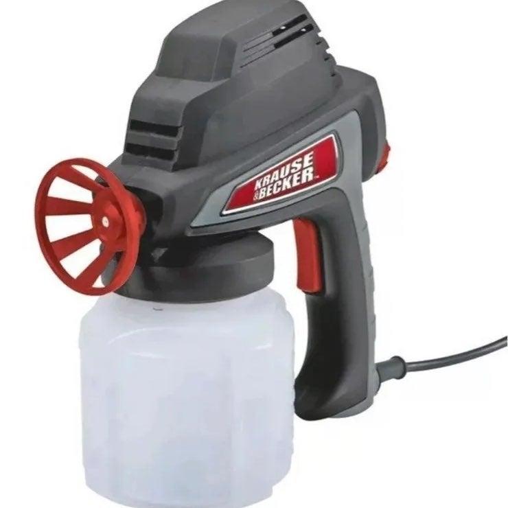 Krause & Becker Electric Paint Spray Gun