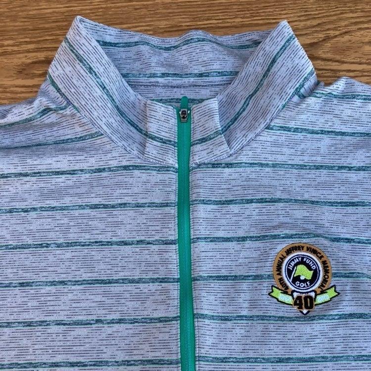 Antigua Jimmy Fund Golf Pullover 2XL B1