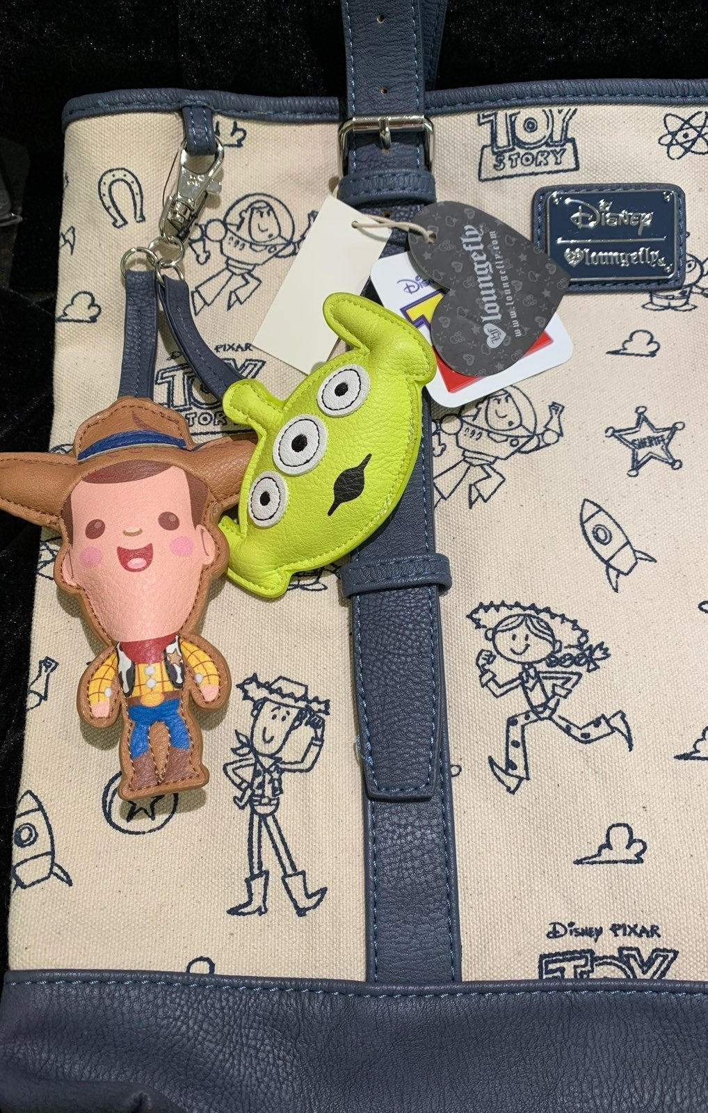 Toy Story Tote Loungefly