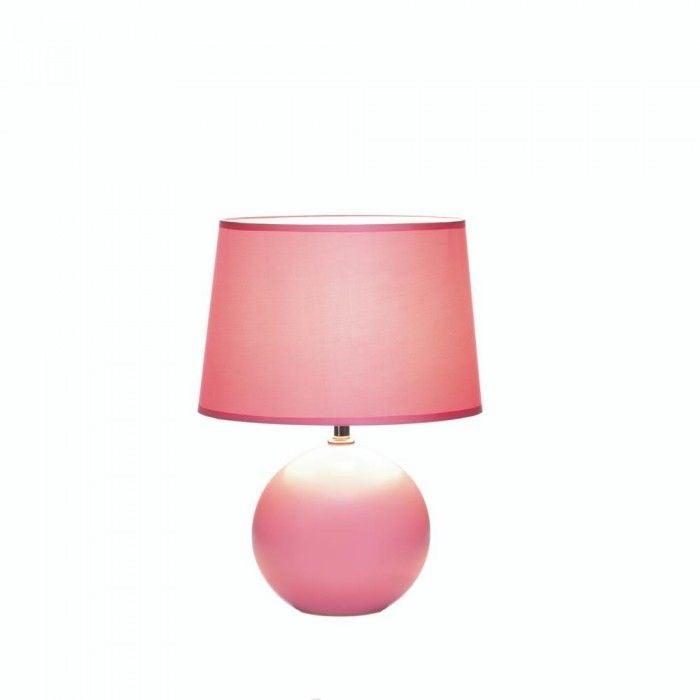 Cute pink lamp