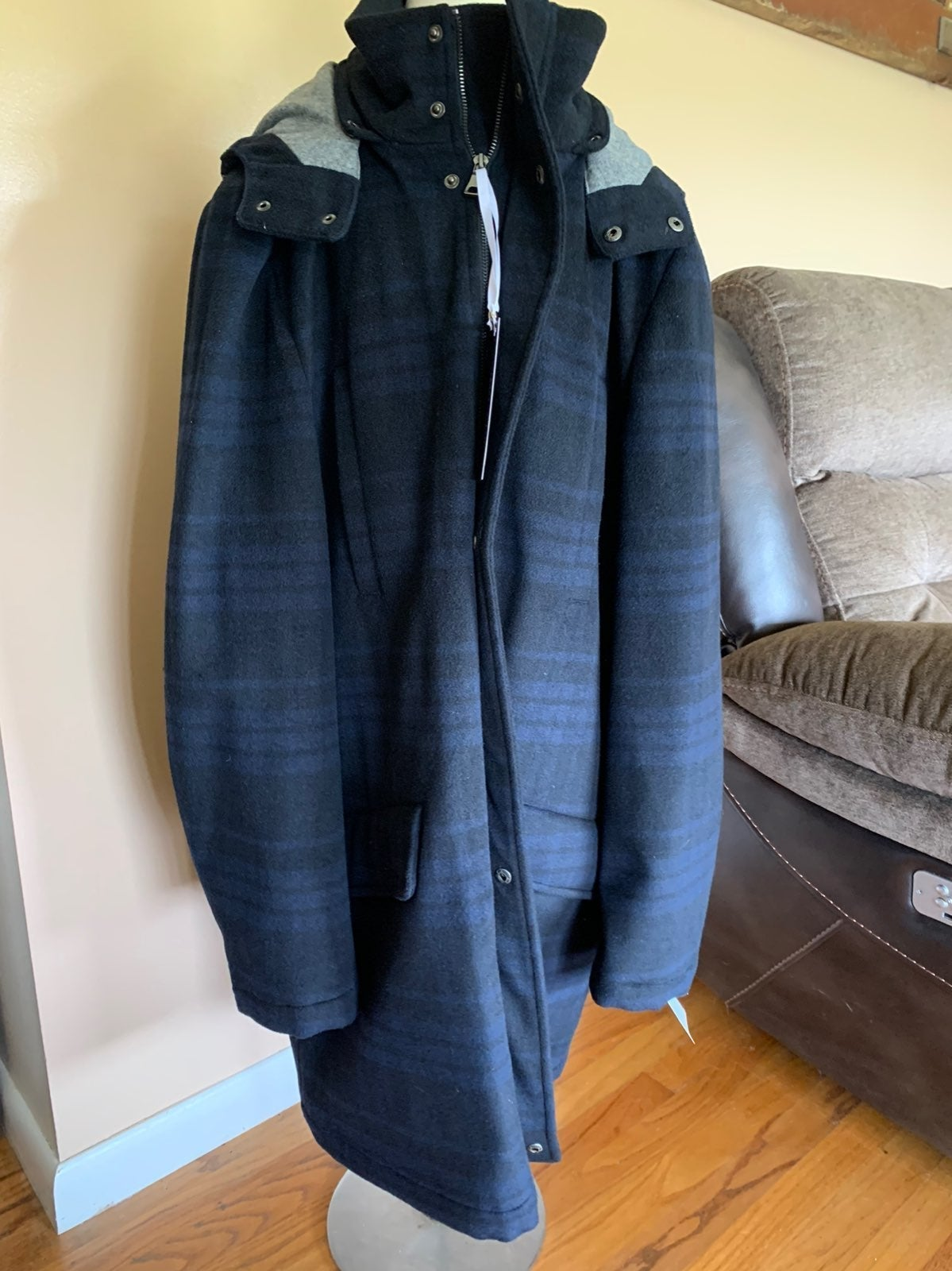 Mens coat by Tommy Hilfiger