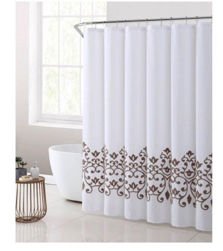 Better Homes & Garden Shower Curtain