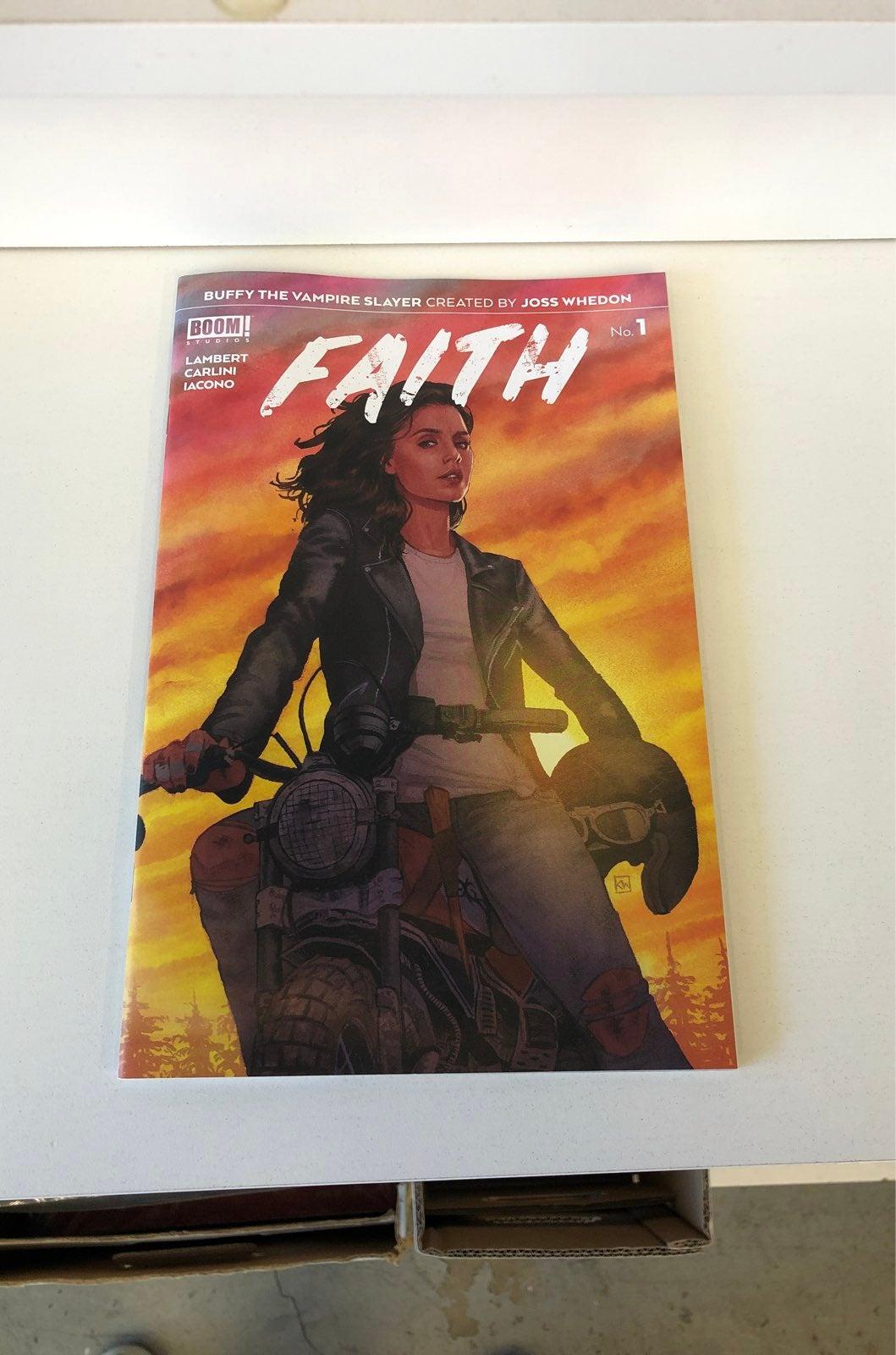 FAITH 1 by BOOM STUDIOS