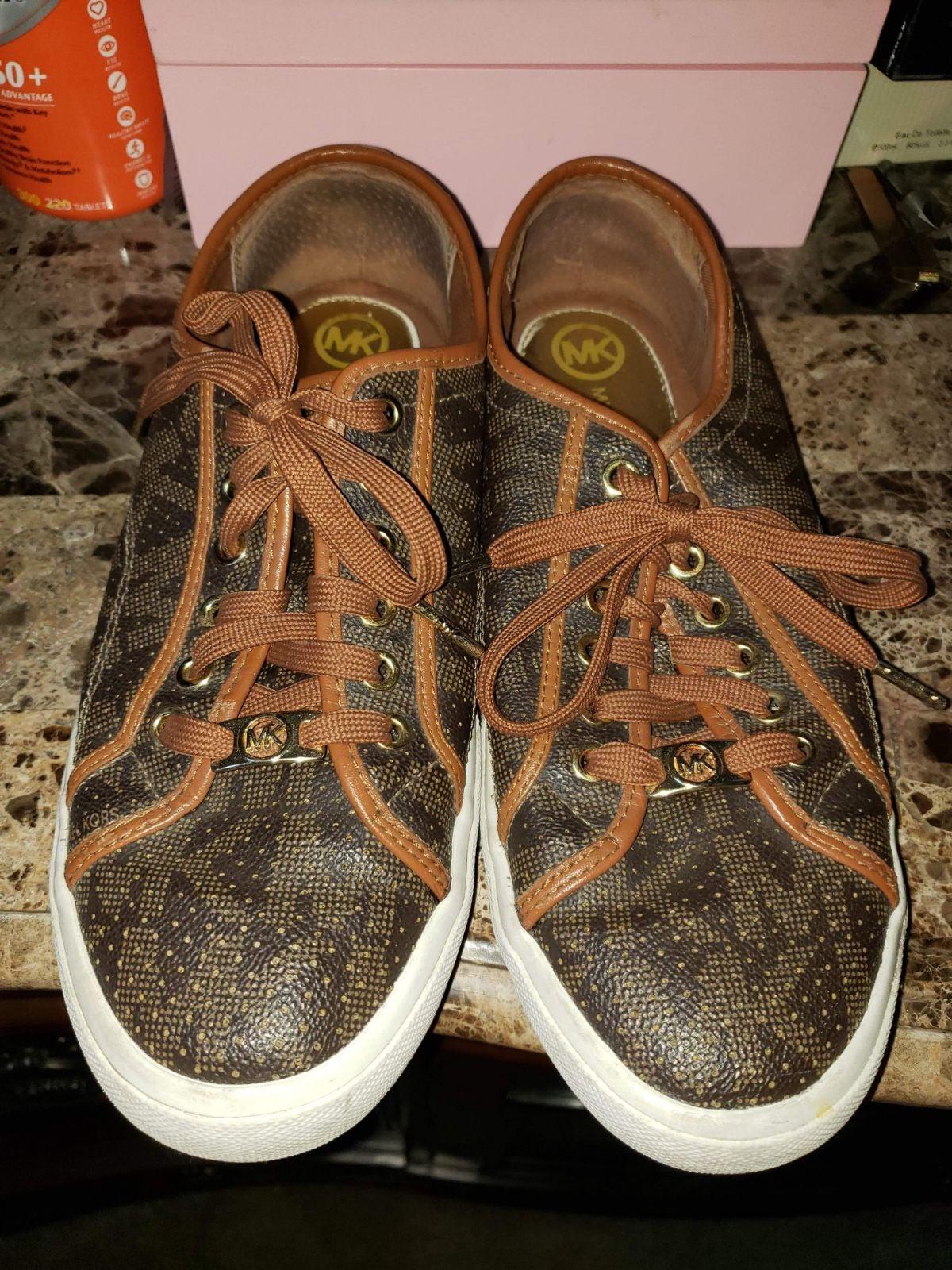 Michael Kors sneakers size 10