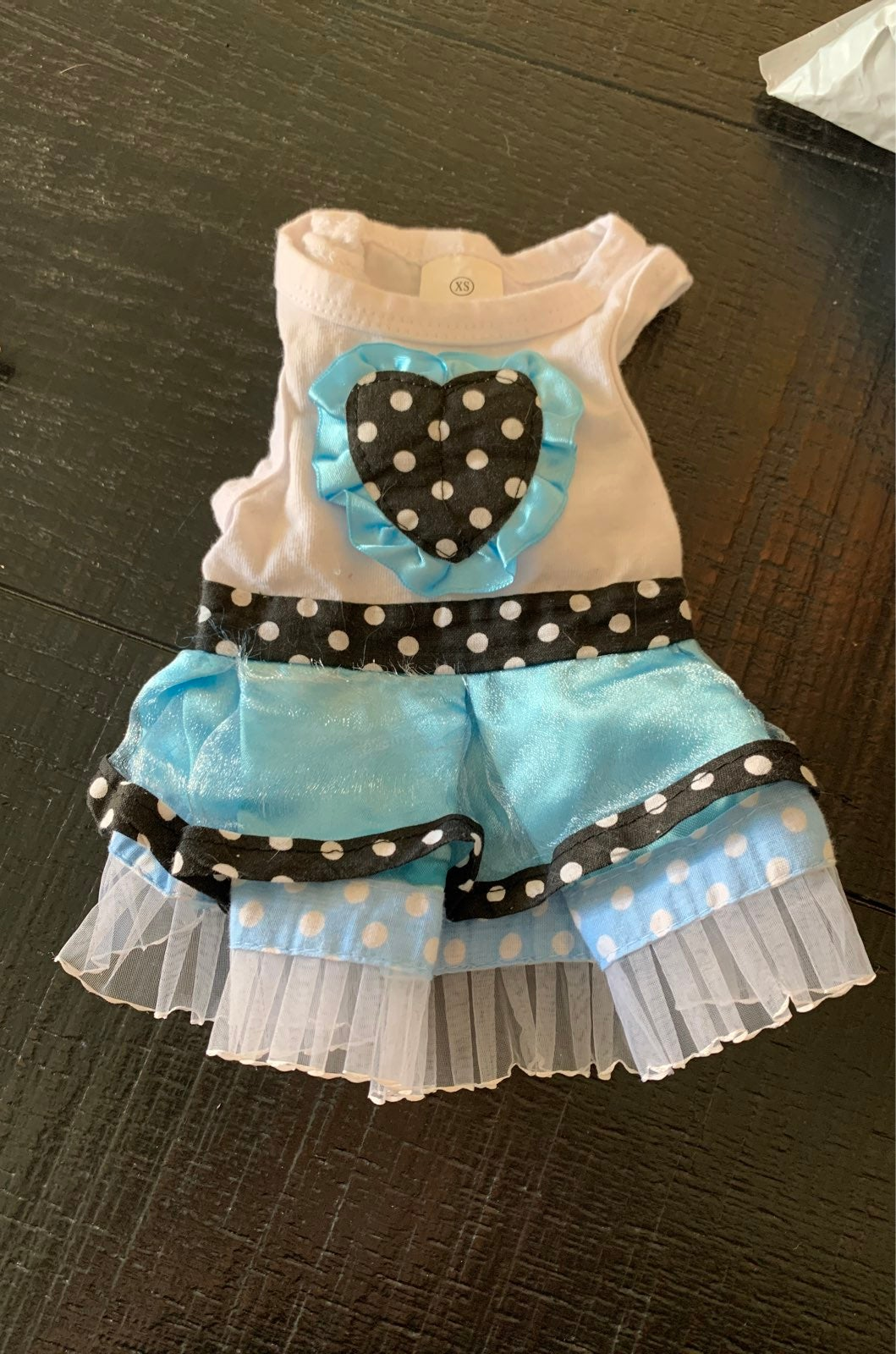 Xs dog dress