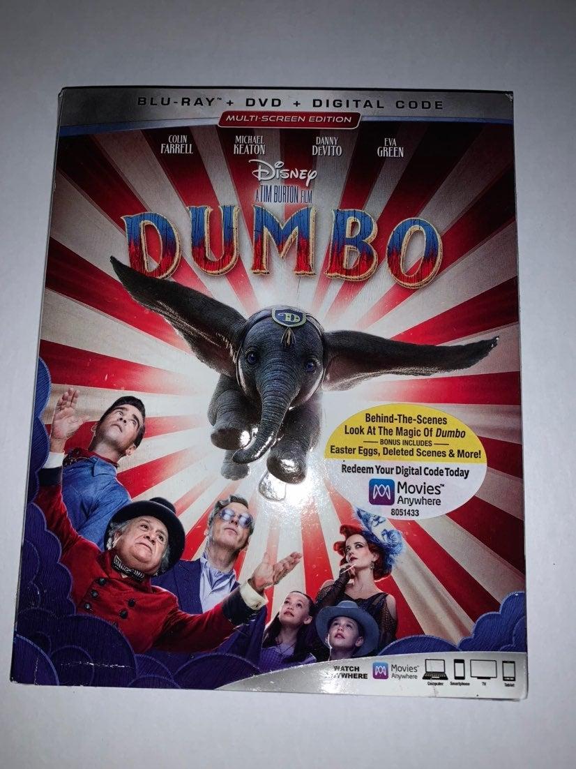 Dumbo Dvd 2019