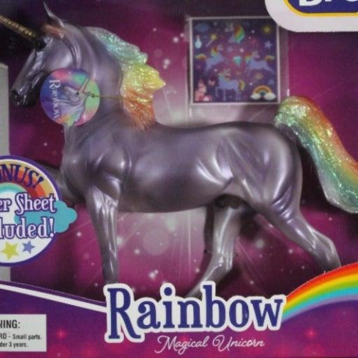 Breyer Rainbow Magical Unicorn NEW!!!