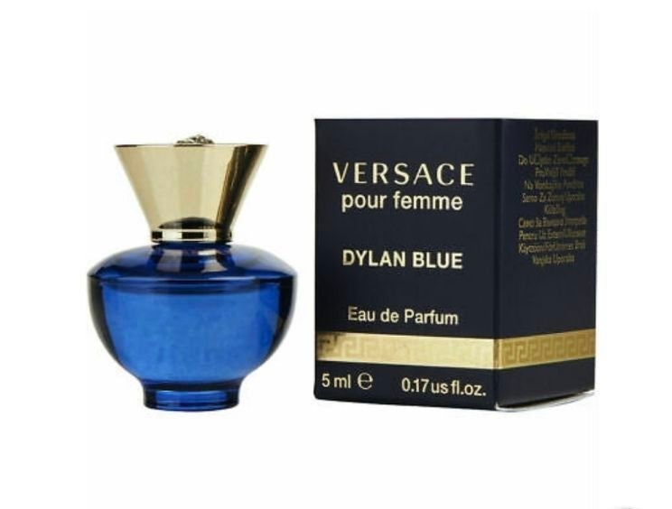 NEW Versace Dylan Blue Pour Femme Travel