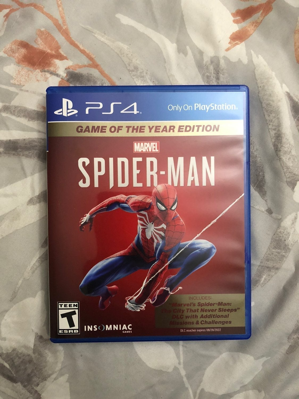 Spider-Man Limited Edition Playstation 4