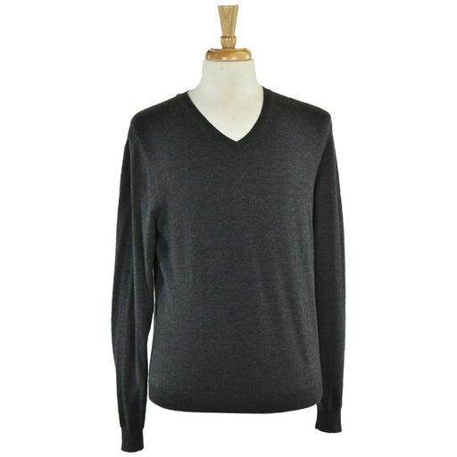 Bloomingdale's Pullovers LG Grey