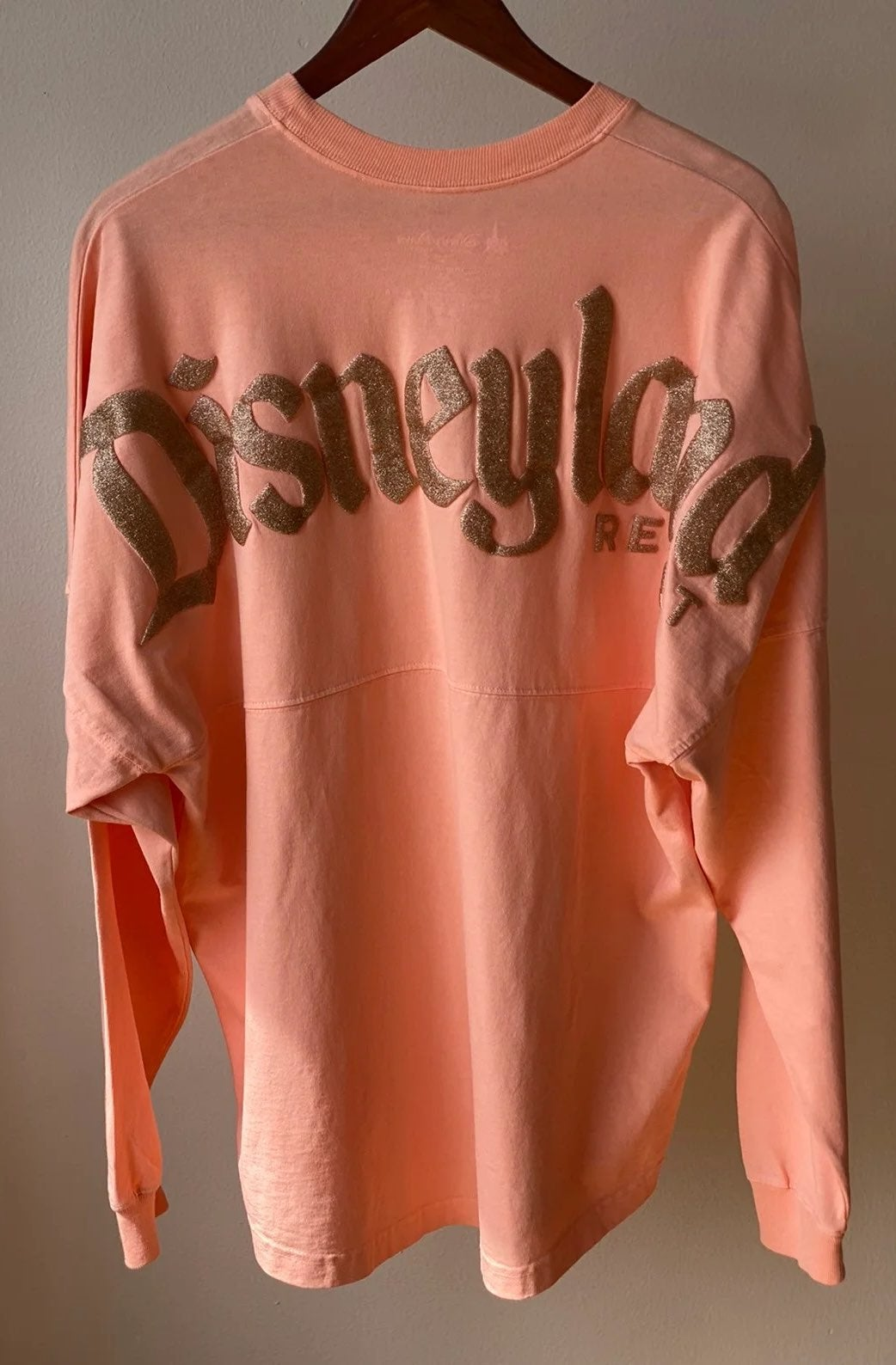 Disneyland Long Sleeve Shirt Sz M