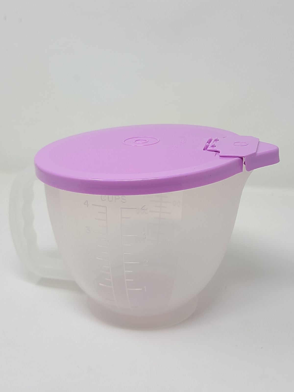 Tupperware Measuring Pitcher Lilac New!