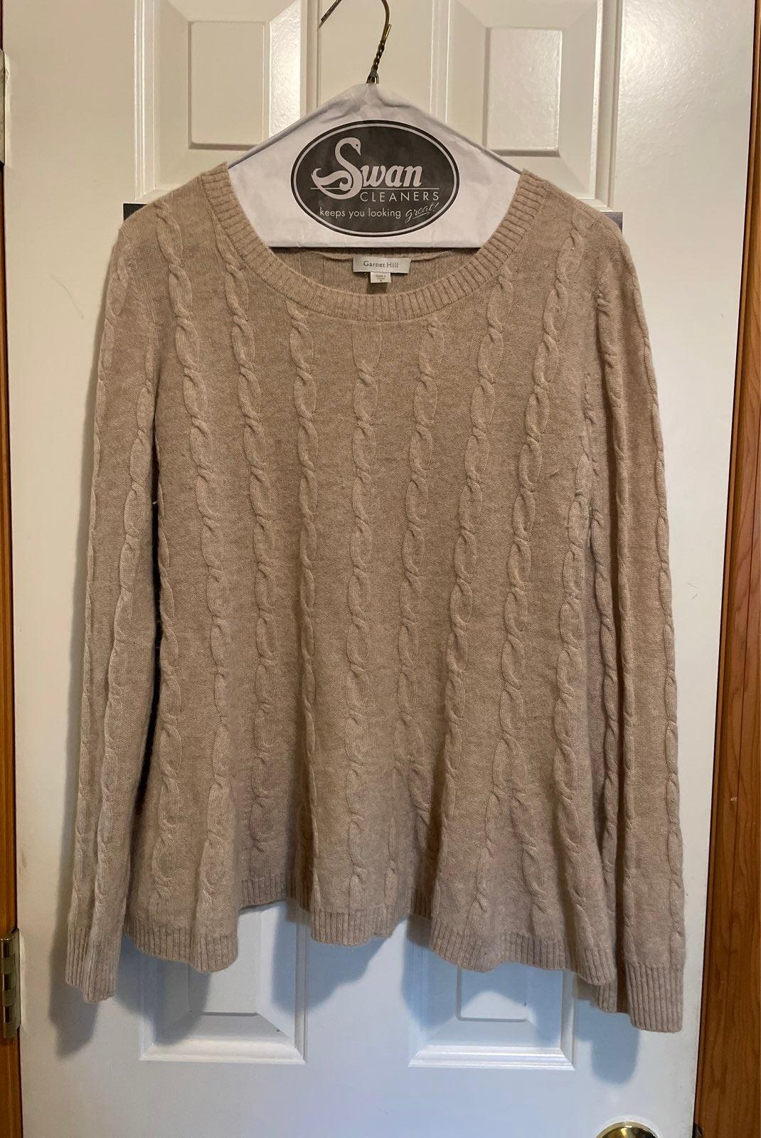 Sweater by Garnet Hill
