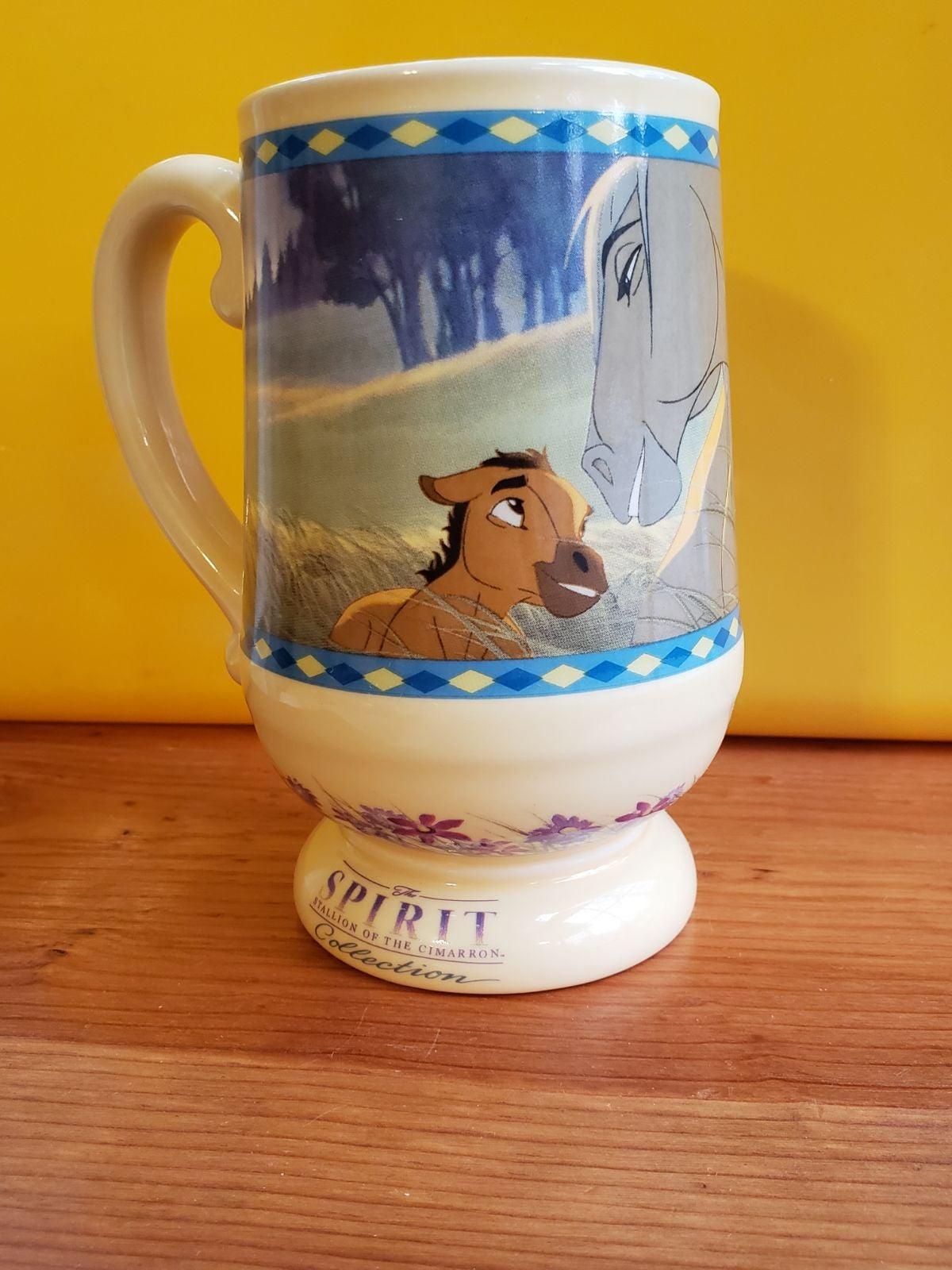 DreamWorks Spirit Movie Mug