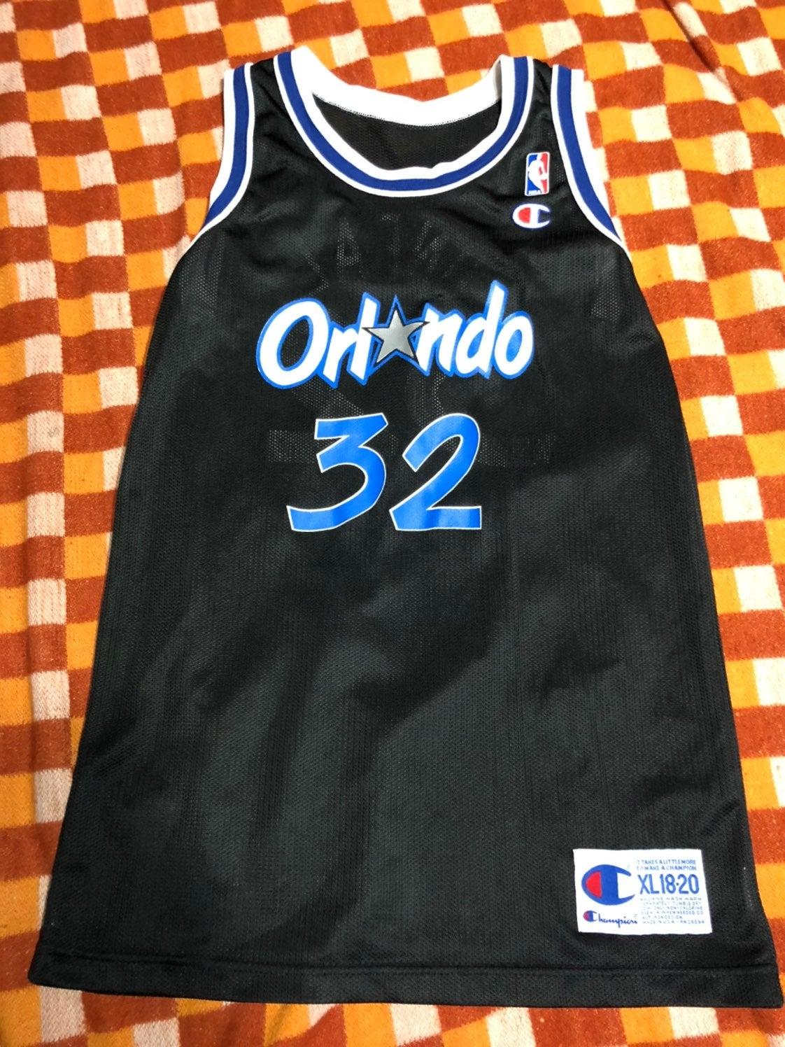 Vintage Orlando Magic Jersey Youth Size