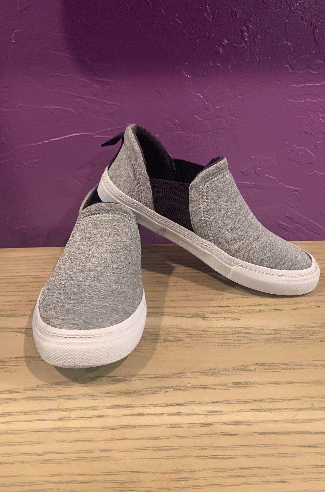 Zara Trafaluc Loafer Gray Shoes