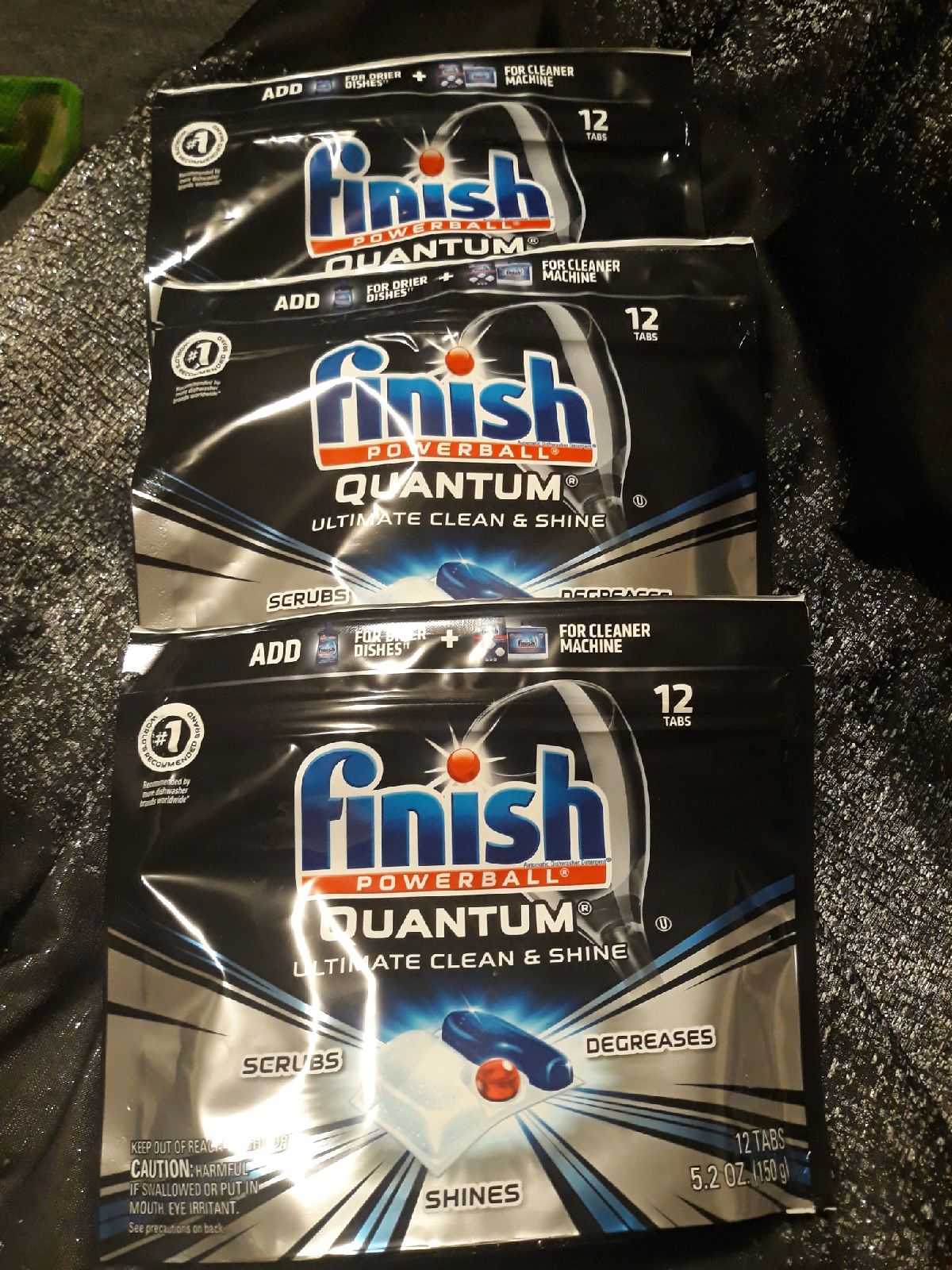 Finish Powerball Dishwasher Detergent