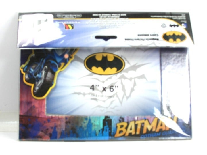 "Batman 4"" x 6"" Magnetic Picture Frame"