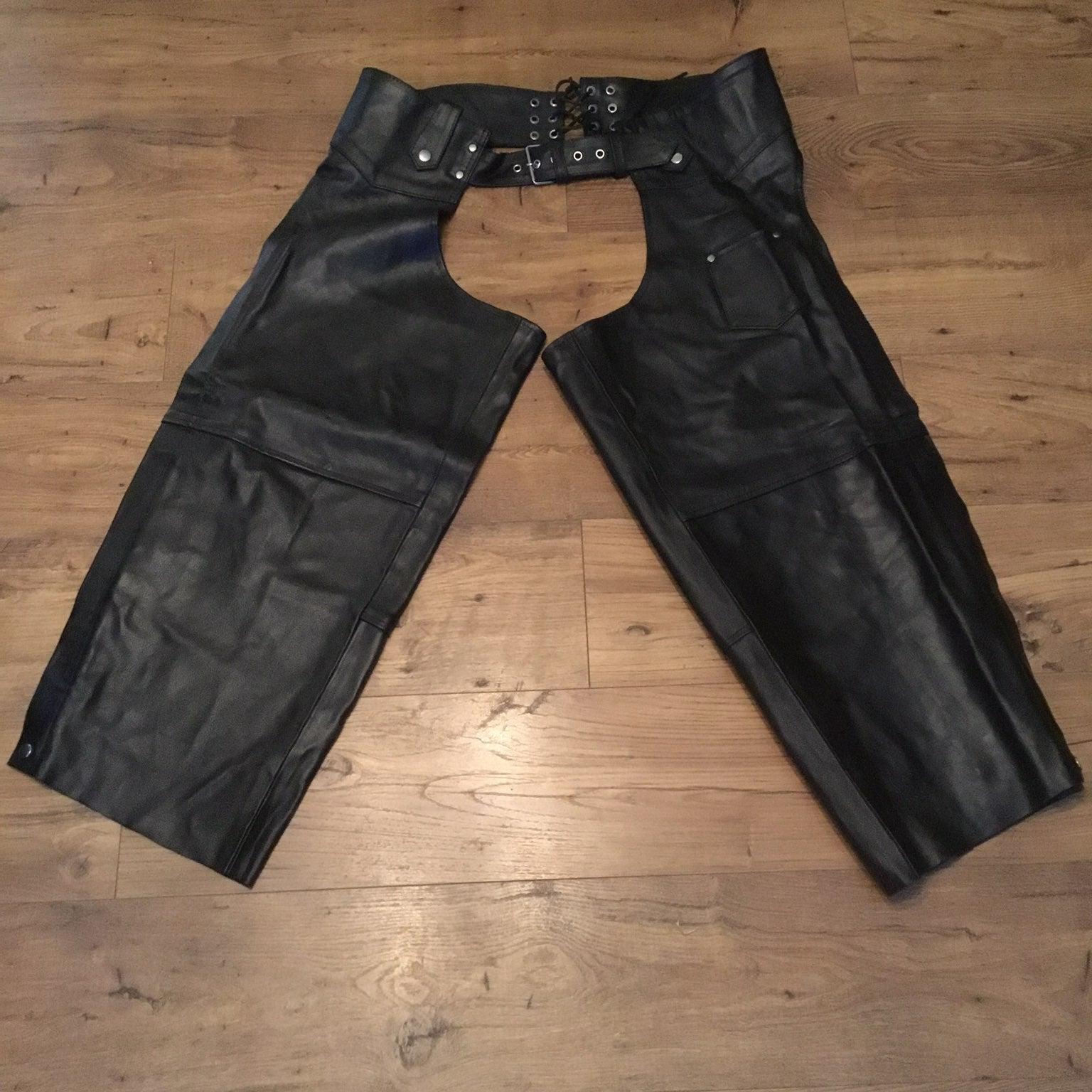Allstate Genuine Leather Unisex Chaps