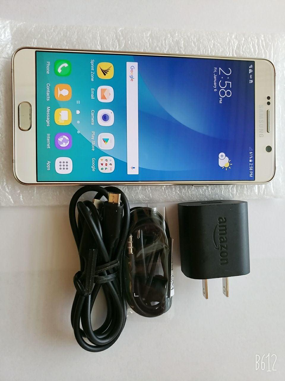 Samsung Galaxy Note 5 N920U GSM Unlocked