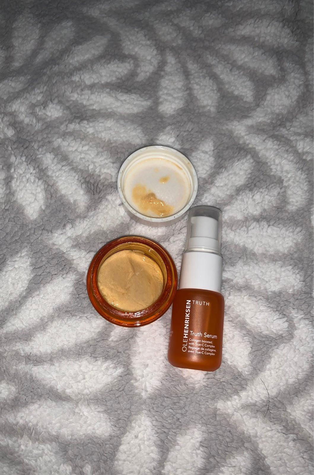 olehenriksen eye cream & serum (read)