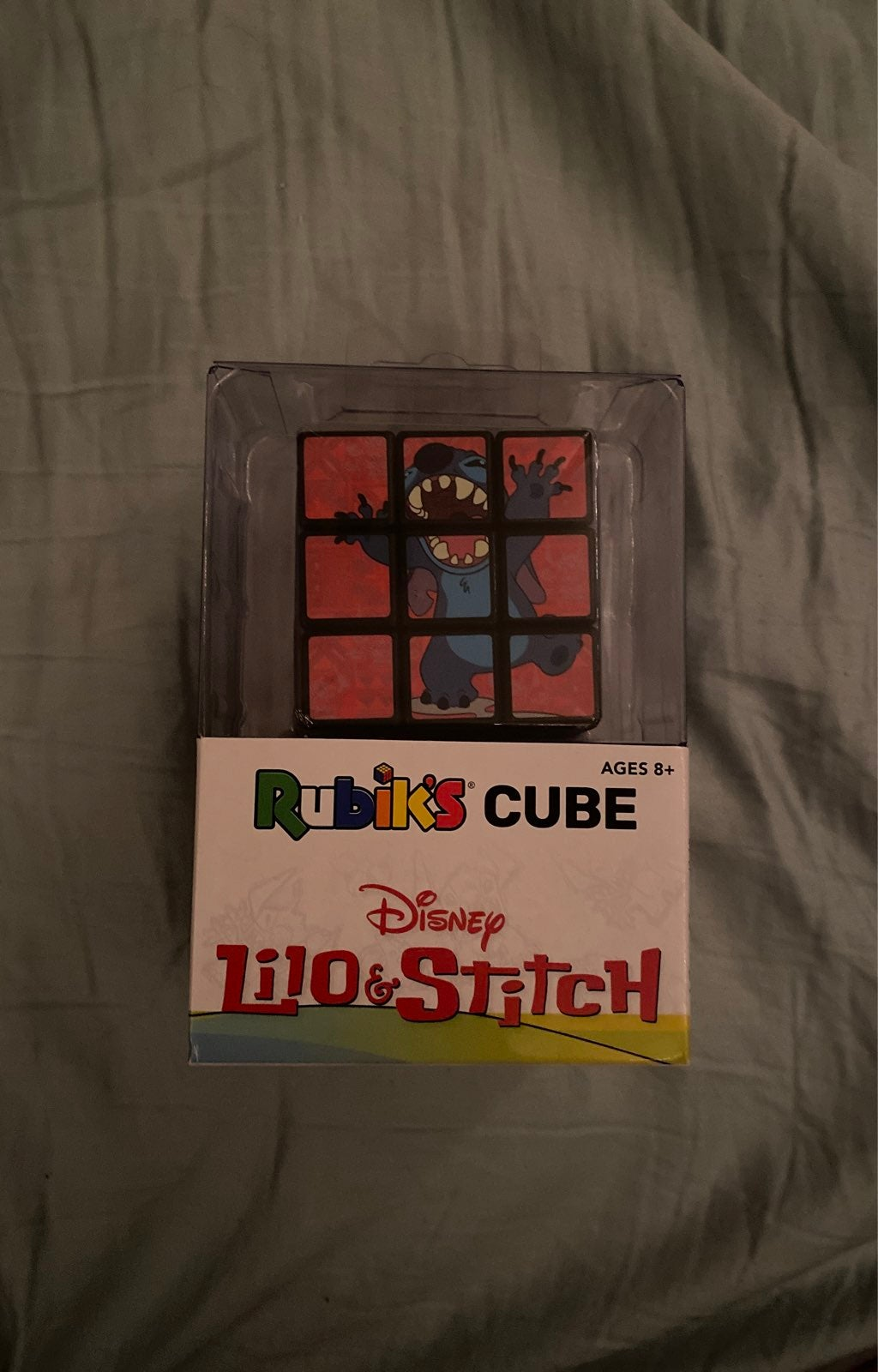 Disney Stitch Rubik's Cube