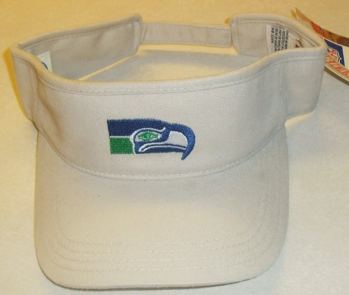Seattle Seahawks vintage 90s visor hat