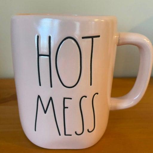 Rae Dunn HOT MESS mug