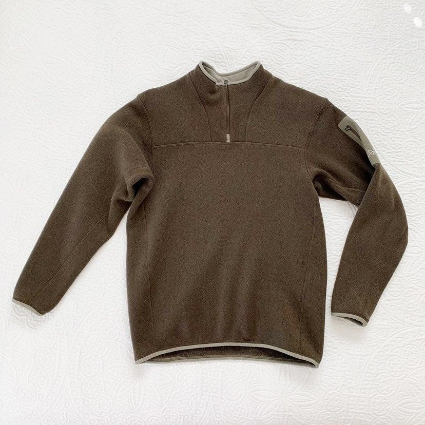 Arc'teryx Men Covert Collar Zip Sweater