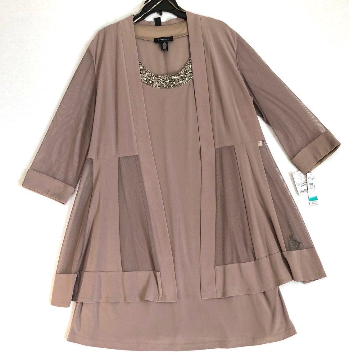 R & M Richards 2-pc. Dress Set 16W