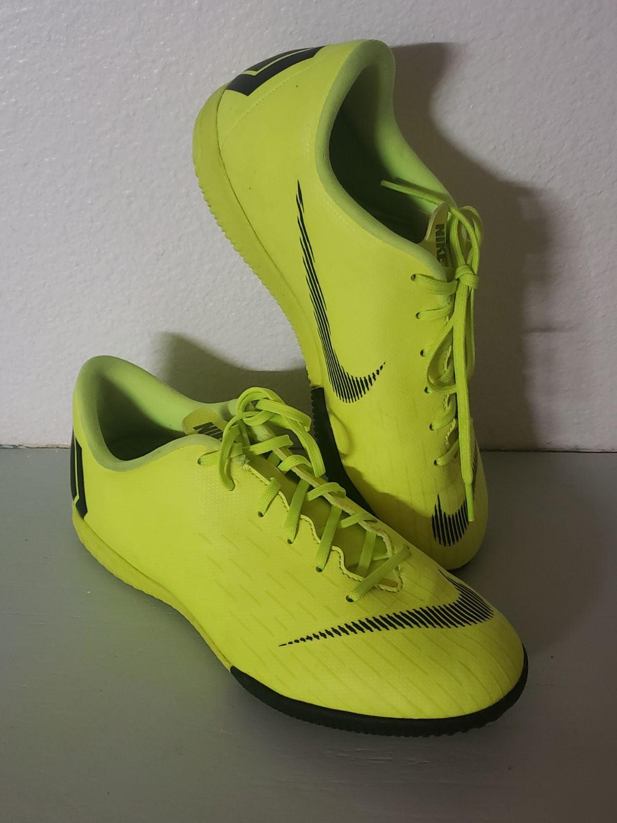 Nike indoor soccer shoe