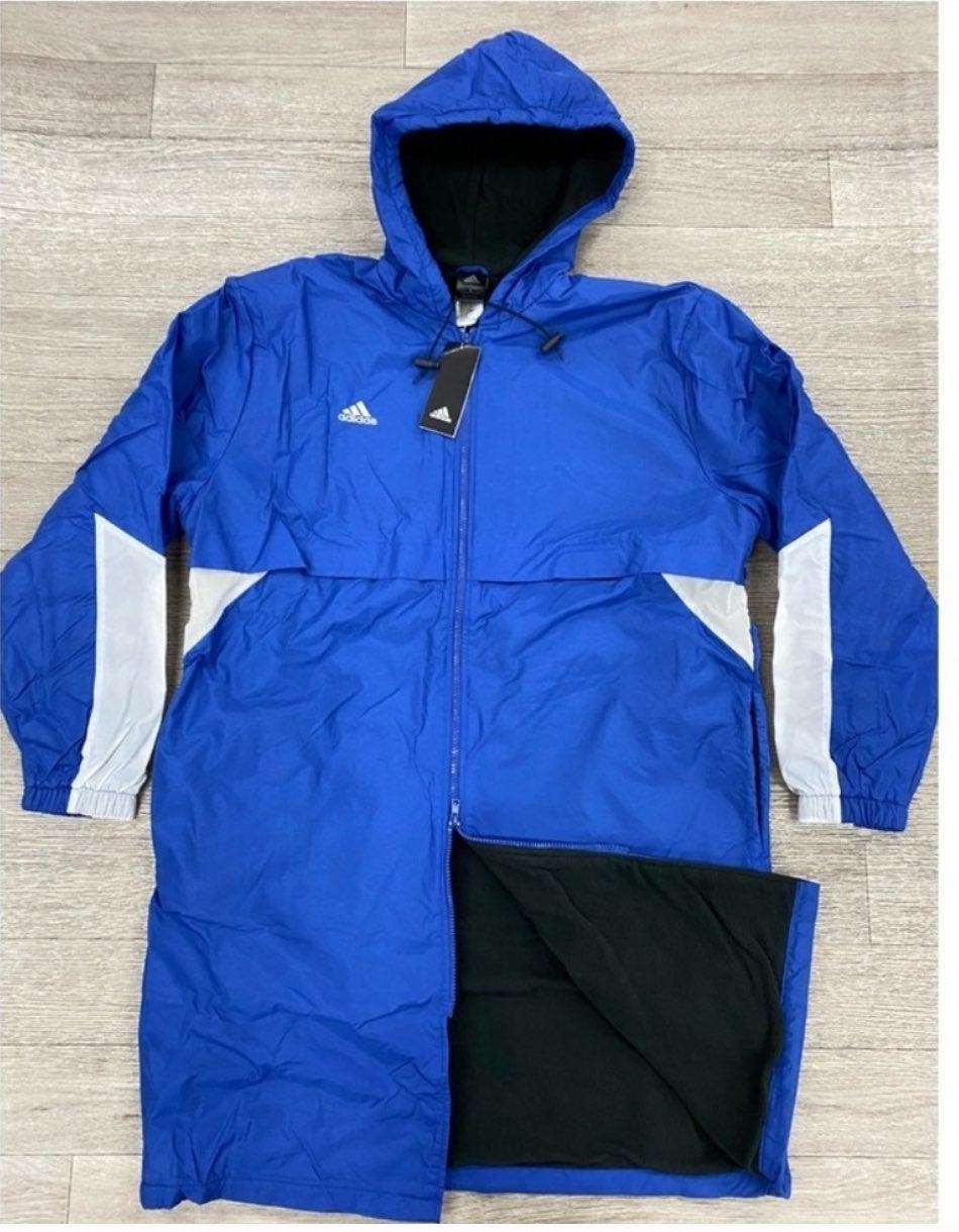 NWT Adidas Swim Coat