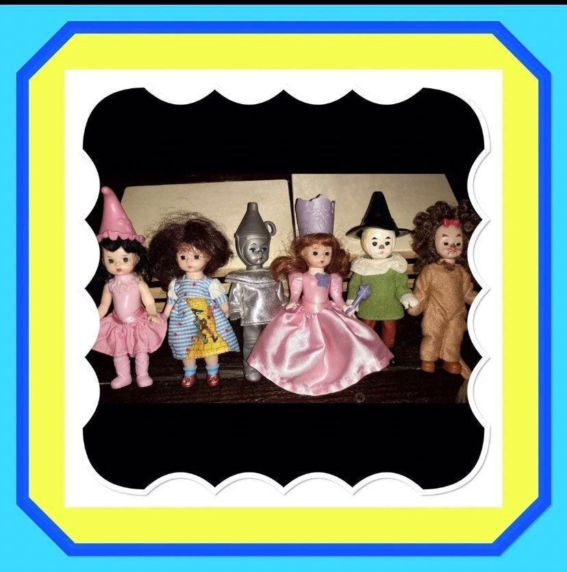 Wizard of Oz Madame Alexander dolls