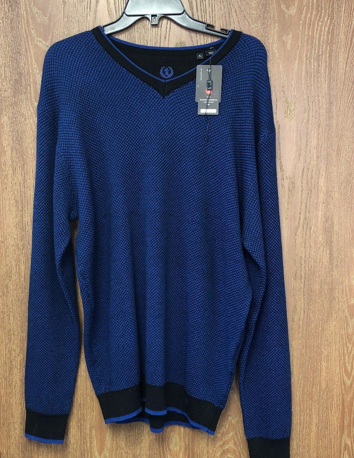 Man Bugatchi Uomo Sweater