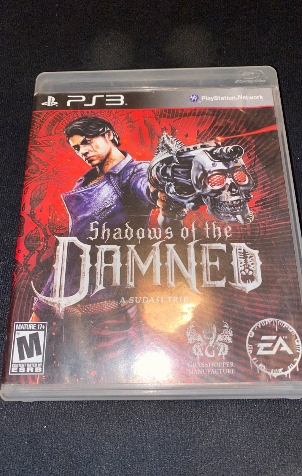 Shadows of the Damned (Sony PlayStation