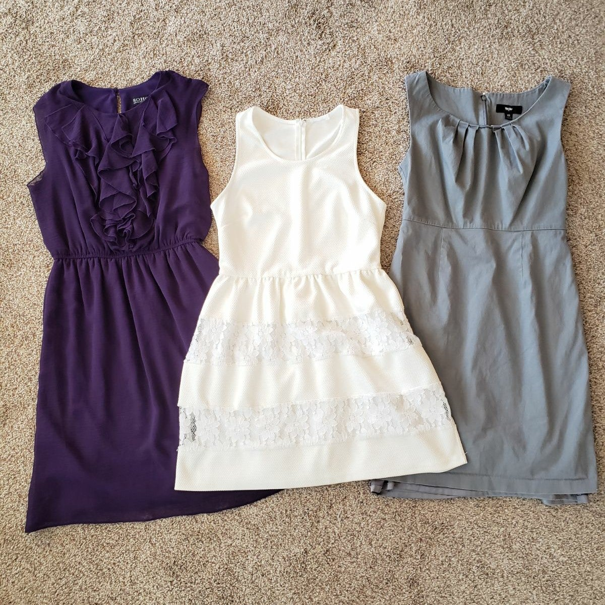 Medium (8/10) Sheath Dress Bundle