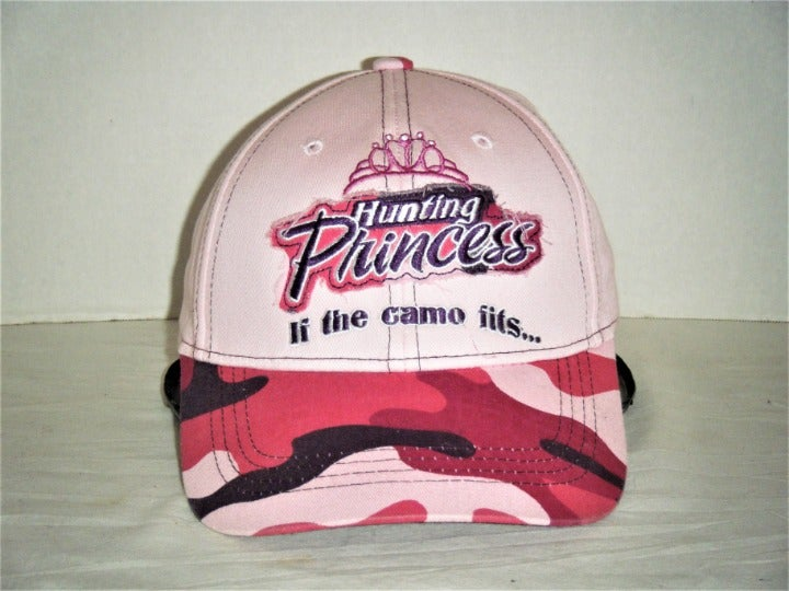 Buck Wear Hunting Princess Ball Cap