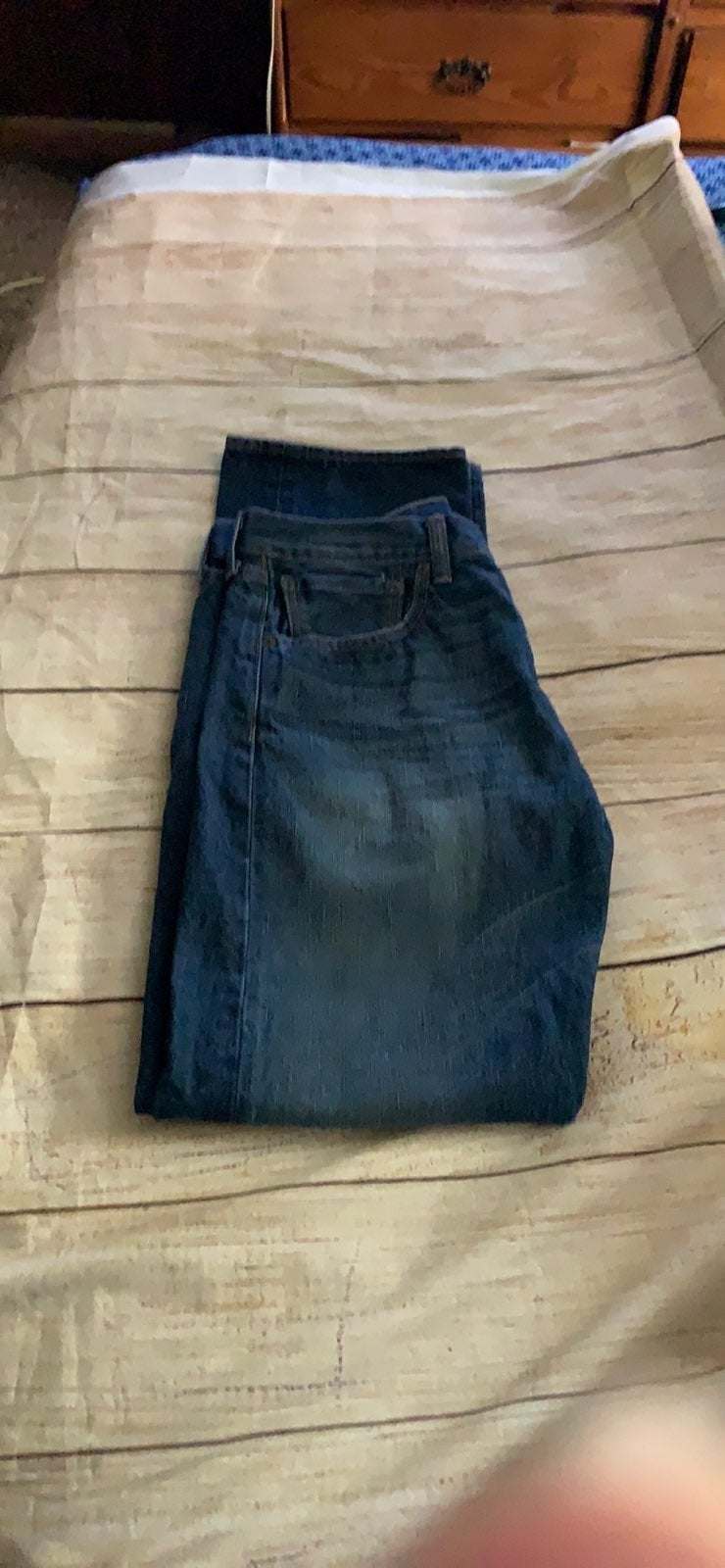 Levi Strauss & Co Blue Jeans