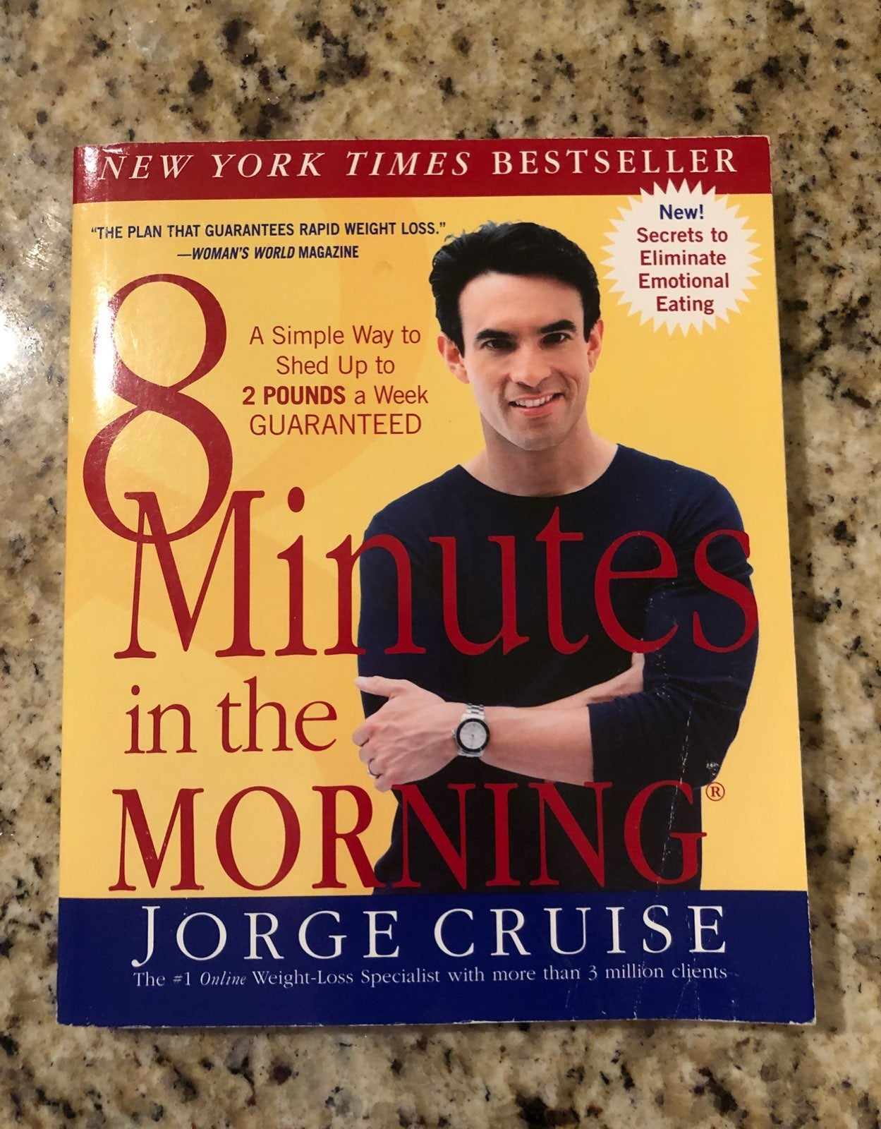 8 Minutes in the Morning-bestseller