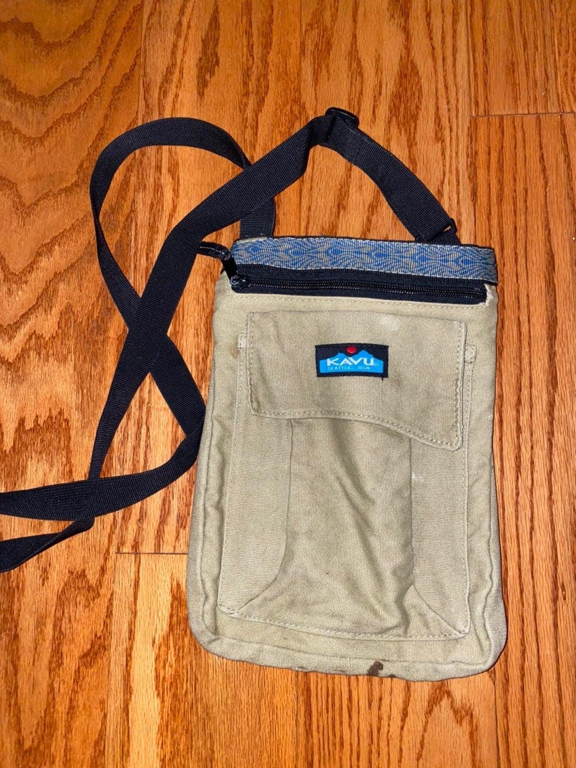 Kavu Crossbody Purse Adjustable Bag