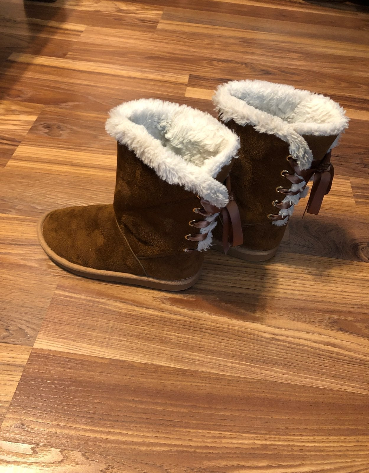 Girls Rampage Boots