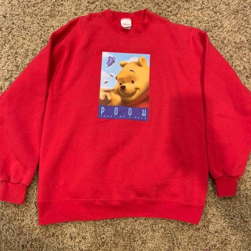 Vintage Disney Winnie The Pooh Sweater