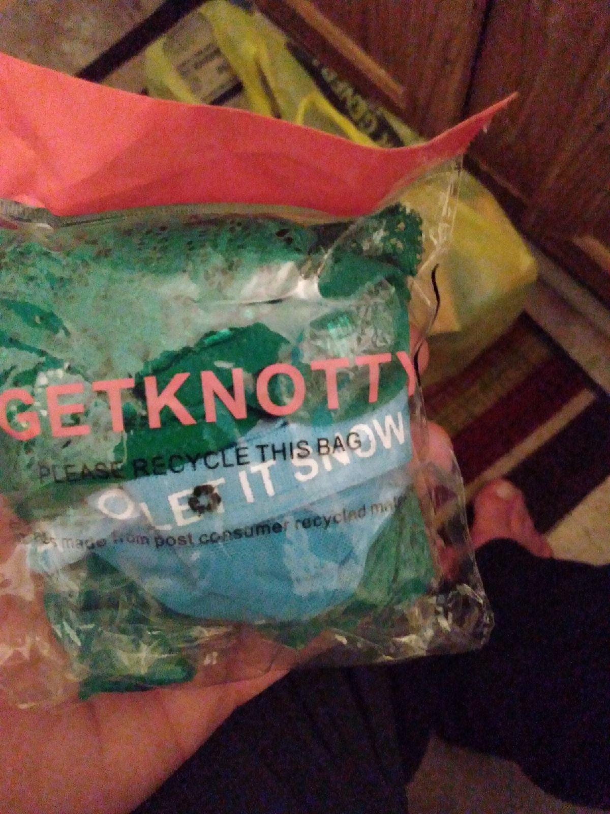 Knotty Knickers size:Small Bundle ×2